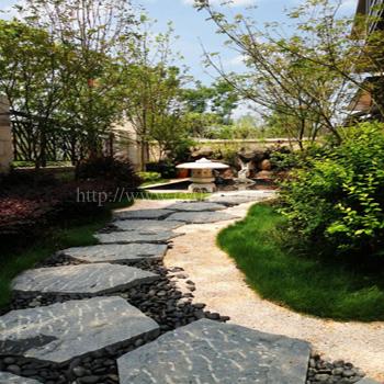 欧式庭院景观植物设计
